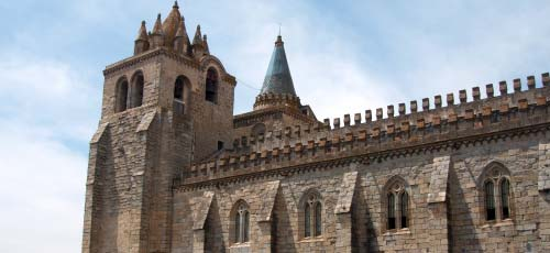 evora cathedral